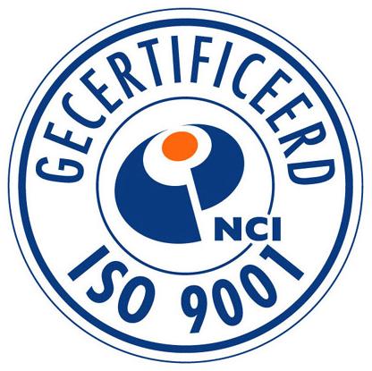 i-Beheer B.V. ISO 9001 gecertificeerd