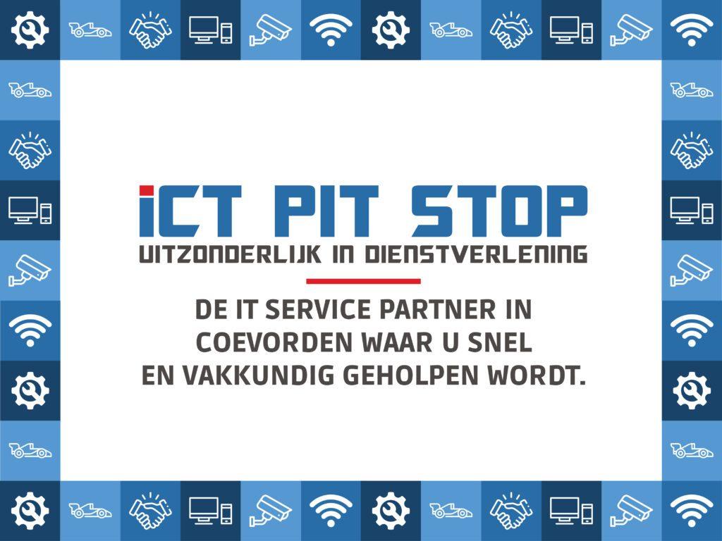 ICT Pit Stop